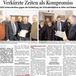 Übergabe Unterschriften NOZ Artikel 28.01.2012