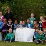 Gruppenbild Kinder 2013