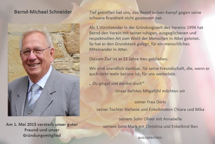 Bernd- Michael Schneider